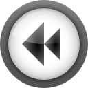 128x128px size png icon of actions media seek backward