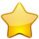 128x128px size png icon of actions rating