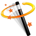 actions tools wizard Icon