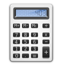 128x128px size png icon of apps accessories calculator