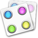 128x128px size png icon of apps preferences desktop icons