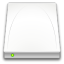 128x128px size png icon of devices drive removable media