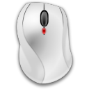 128x128px size png icon of devices input mouse