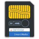128x128px size png icon of devices media flash smart media