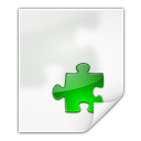 128x128px size png icon of mimetypes x kde nsplugin generated