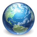 128x128px size png icon of Browser