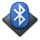 128x128px size png icon of Settings Bluetooth