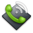 128x128px size png icon of Settings Phone