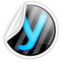 128x128px size png icon of Yammer