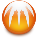 128x128px size png icon of Applic BitComet