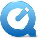 128x128px size png icon of Applic Quicktime