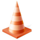 128x128px size png icon of Applic VLC