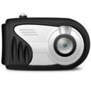 128x128px size png icon of Device Camera