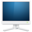 128x128px size png icon of Device Computer