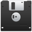 128x128px size png icon of Device Floppy