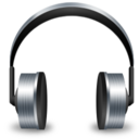 128x128px size png icon of Device Headphones