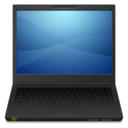 128x128px size png icon of Device Laptop
