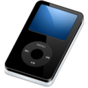 128x128px size png icon of Device iPod