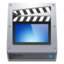 128x128px size png icon of Disk HDD Video