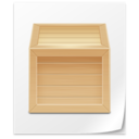 128x128px size png icon of File Packed