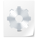 128x128px size png icon of File System