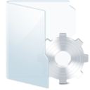 128x128px size png icon of Folder Light System