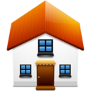 128x128px size png icon of System Home