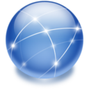 128x128px size png icon of System Network