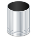 128x128px size png icon of System Recycle Bin 2