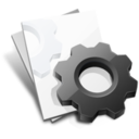128x128px size png icon of Configuration Settings