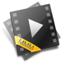 128x128px size png icon of Mmm