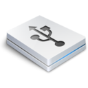128x128px size png icon of Removable Drive