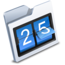 128x128px size png icon of Scheduled Tasks