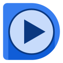 128x128px size png icon of Media daumplayer