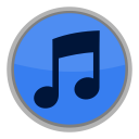 128x128px size png icon of Media iTunes