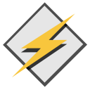 128x128px size png icon of Media winamp