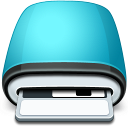 128x128px size png icon of Drive Floppy