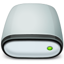 128x128px size png icon of Drive HD