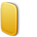 128x128px size png icon of Folder Empty front