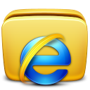 128x128px size png icon of Folder Html