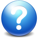 128x128px size png icon of Help Support