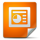128x128px size png icon of Office Outlook