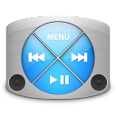 128x128px size png icon of Controller