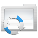 Folder Arrows Icon