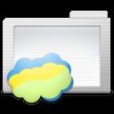 128x128px size png icon of Folder Nimbus