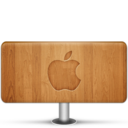 Apple Wood Icon