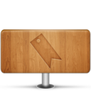 Favorites Wood Icon