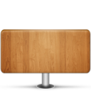 128x128px size png icon of Generic Wood