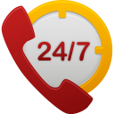 128x128px size png icon of 247