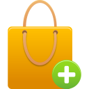 128x128px size png icon of add item